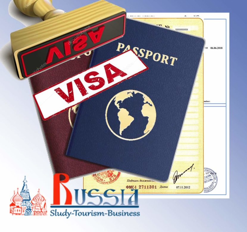Required Russian visa documents