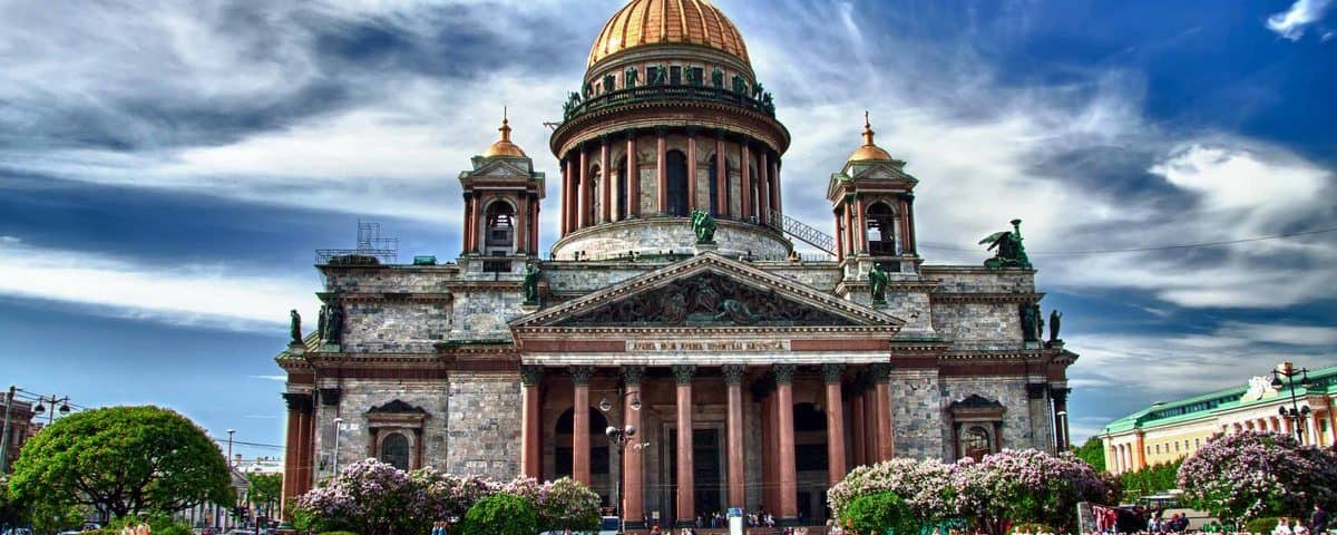 Saint Isaac's Cathedral - Your Rus