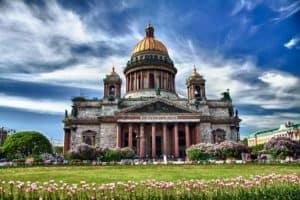 سانت بطرسبرغ - روسيا