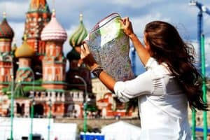 Tourism in Moscow