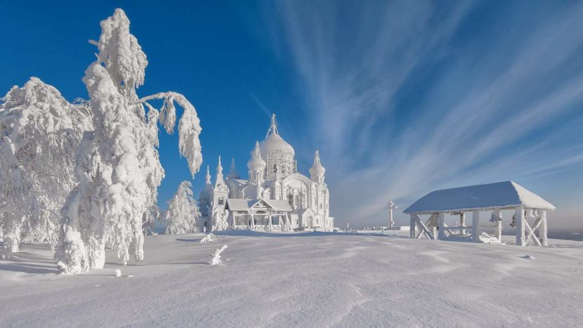 Beauty of russian winter - Your Rus