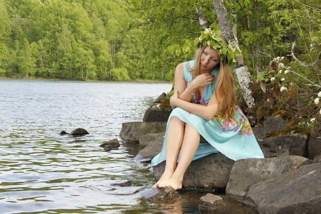 Russian girl beauty - Your Rus