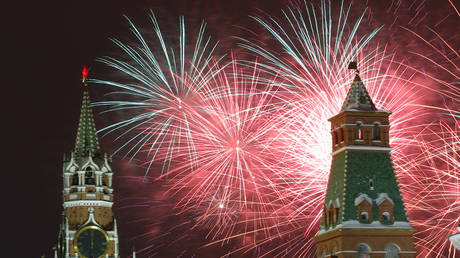 Russia new year 2020