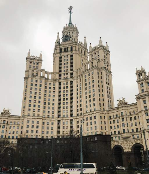 乌拉诺瓦公寓博物馆-莫斯科