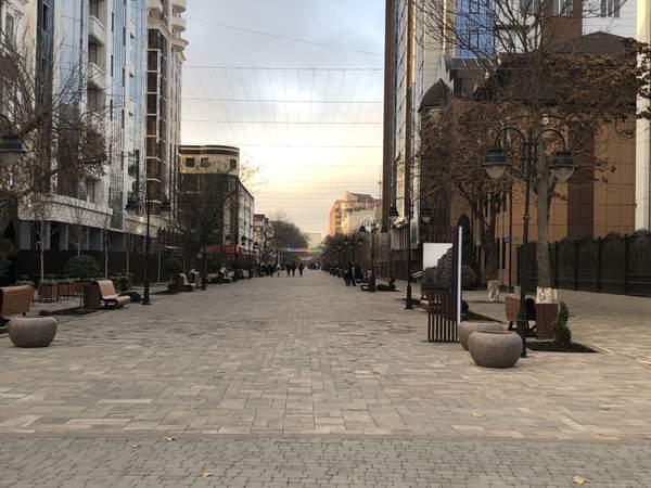 Esambaev Square - Kazan