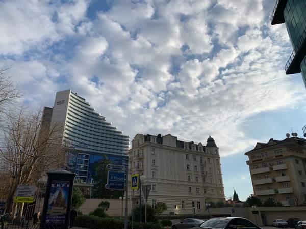 Hotel Hyatt - Sotchi Russie