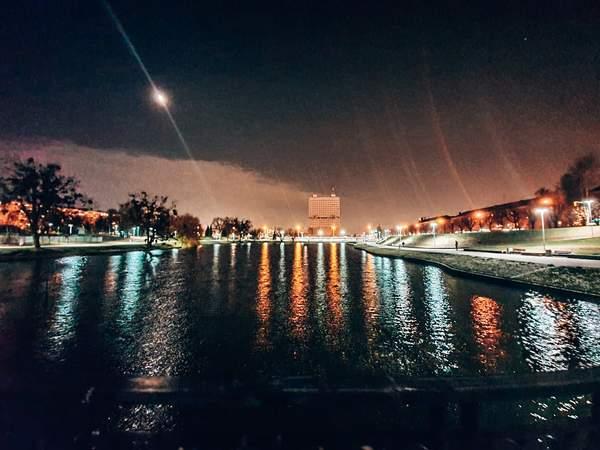 下池塘的桥梁-加里宁格勒