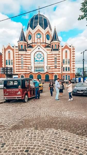 犹太教堂-加里宁格勒