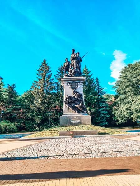 俄罗斯帝国军队战争纪念碑