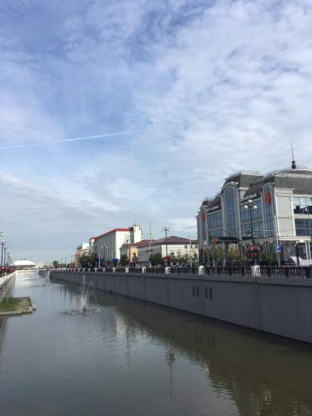 Волга - Казань