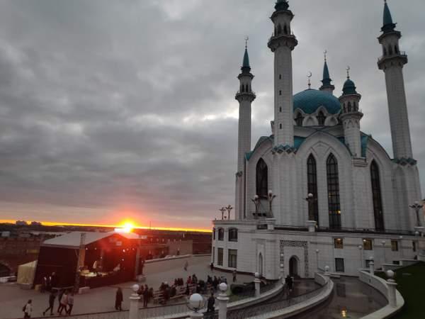库尔谢里夫清真寺-喀山