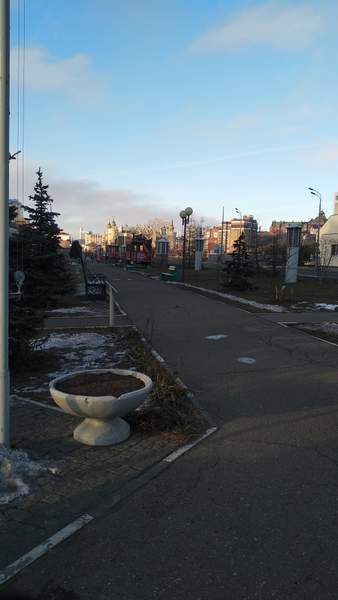 Old Tatar settlement - Kazan