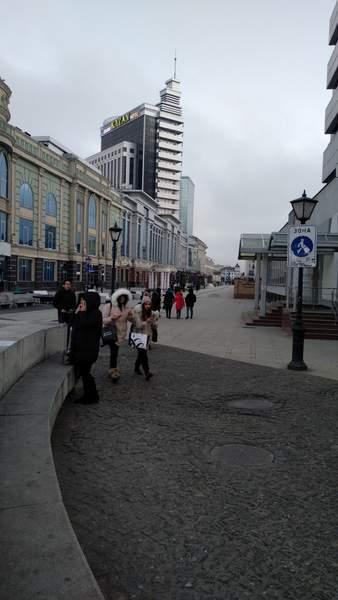 St. Petersburg Street - Kazan