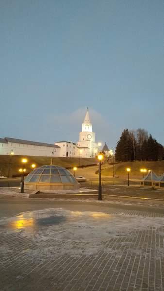 Kazan Kremlin - Kazan