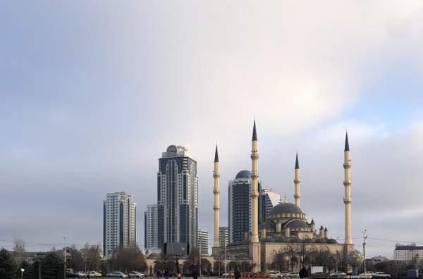 格罗兹尼清真寺