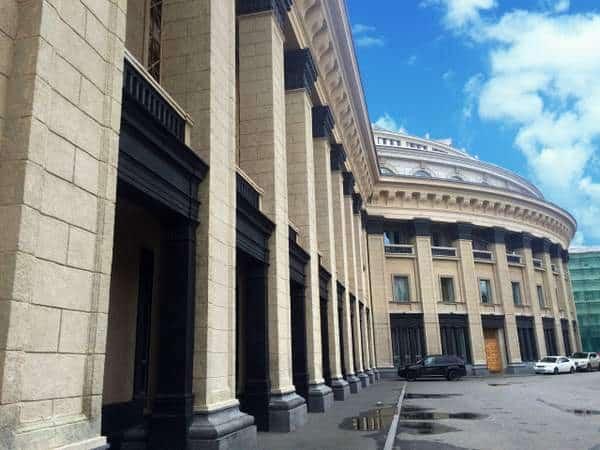 Teatro de la Ópera - Novosibirsk