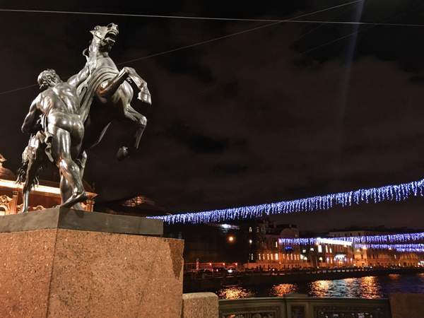 Höfliches Petersburg - St. Petersburg