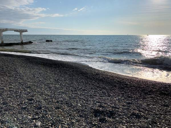 Sea In Sochi