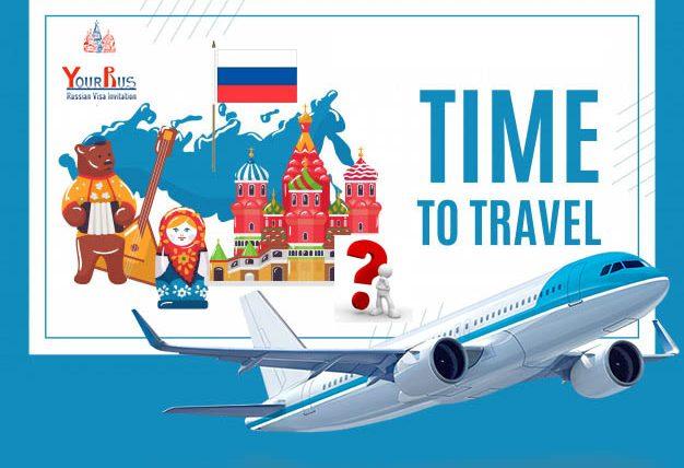 When travel to Russia restart