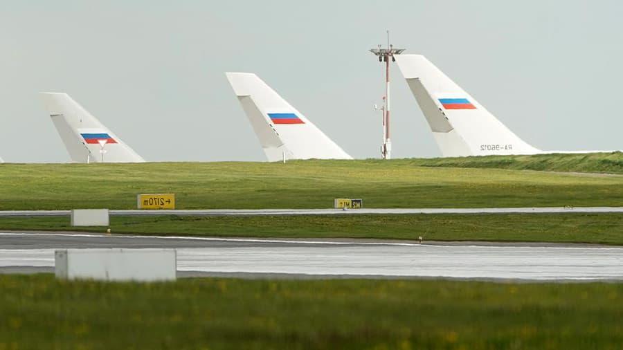 Russian flights