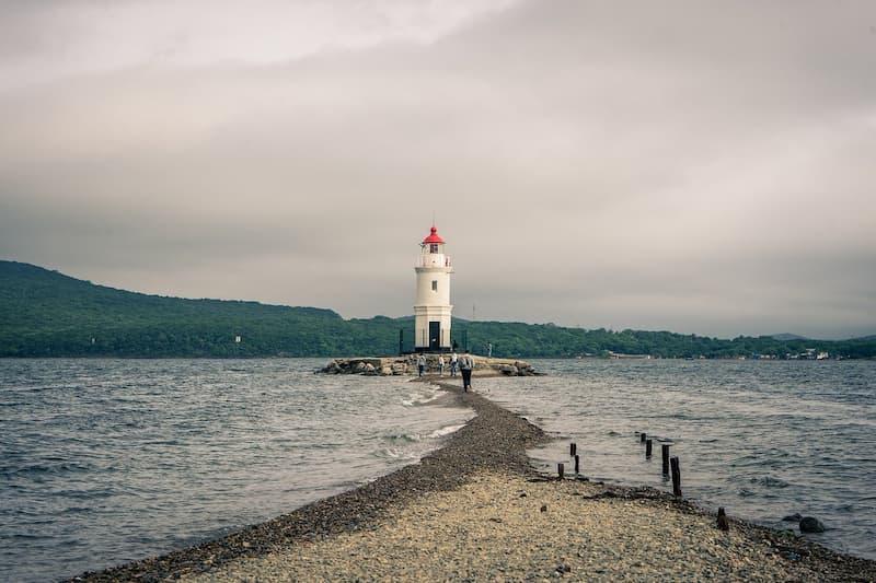 Egersheld lighthouse