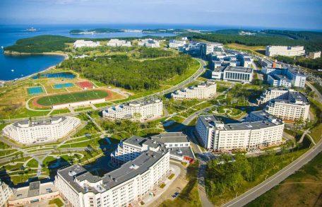 Explore Vladivostok the capital of The Russian Far East