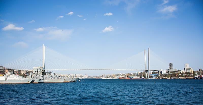 Vladivostok bridges