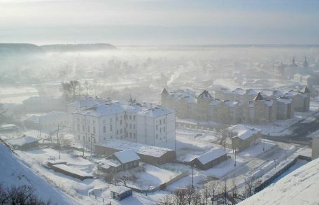 Explore Siberia Geographical Location Cities and Population