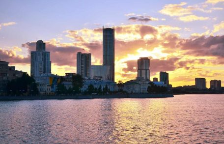Explore Yekaterinburg: The largest city in the Ural region